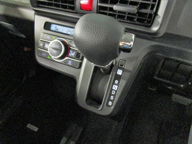 Xターボ 左側パワースライドドア 衝突軽減ブレーキ レーンアシスト インテリキー プッシュスタート アイドリングストップ クリアランスソナー LEDオートライト 電動格納ミラー オートエアコン(7枚目)
