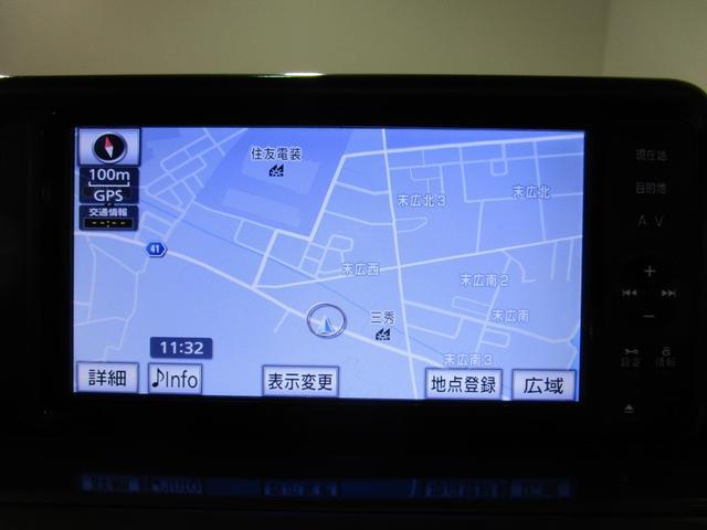 130G レザーパッケージ 純正SDナビ フルセグTV DVD再生可能 BT接続可能 バックカメラ インテリキー プッシュスタート オートエアコン HIDオートライト 社外17インチアルミ 電動格納ミラー(2枚目)