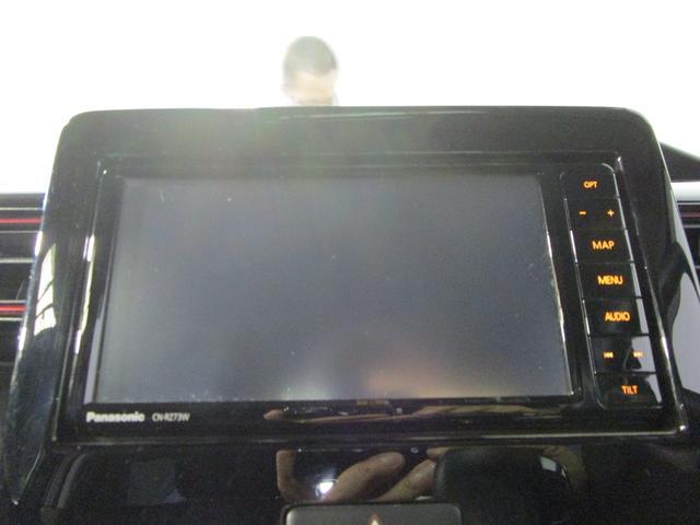 L 純正SDナビ フルセグTV DVD再生可能 ETC ドライブレコーダー ワンオーナー LEDオートライト インテリキー プッシュスタート 運転席シートヒーター 純正14インチアルミ オートエアコン(2枚目)