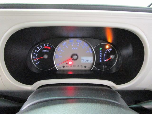 ココアX 純正CDオーディオ AUX機能 ETC ドライブレコーダー インテリキー アイドリングストップ オートエアコン 電動格納ミラー ベンチシート(8枚目)