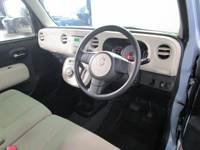 ココアX 純正CDオーディオ AUX機能 ETC ドライブレコーダー インテリキー アイドリングストップ オートエアコン 電動格納ミラー ベンチシート(9枚目)