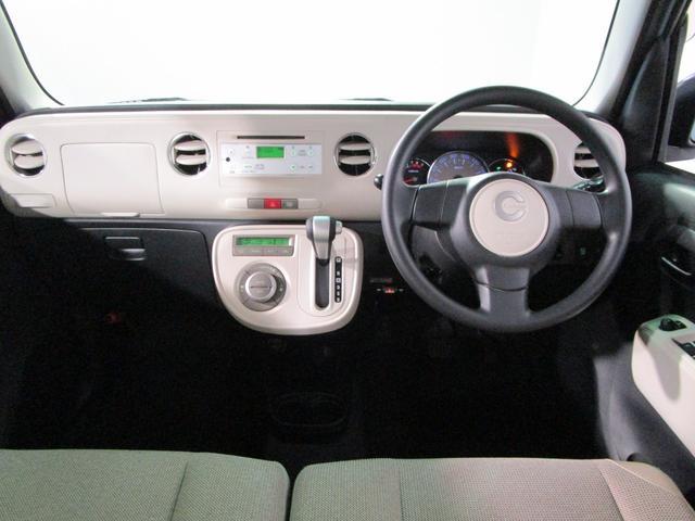 ココアX 純正CDオーディオ AUX機能 ETC ドライブレコーダー インテリキー アイドリングストップ オートエアコン 電動格納ミラー ベンチシート(10枚目)