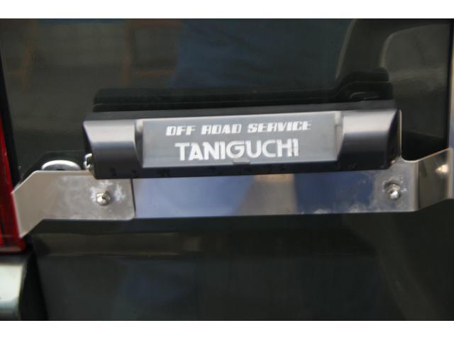 ランドベンチャー 3inリフトアップ/社外ショック/サス/レイズ16inアルミ/ジオランダーMT/F.R社外ラテラルロッド/F.R社外ショートバンパー/社外スキッドプレート/牽引フック/ターボタイマー/Bカメラ(15枚目)