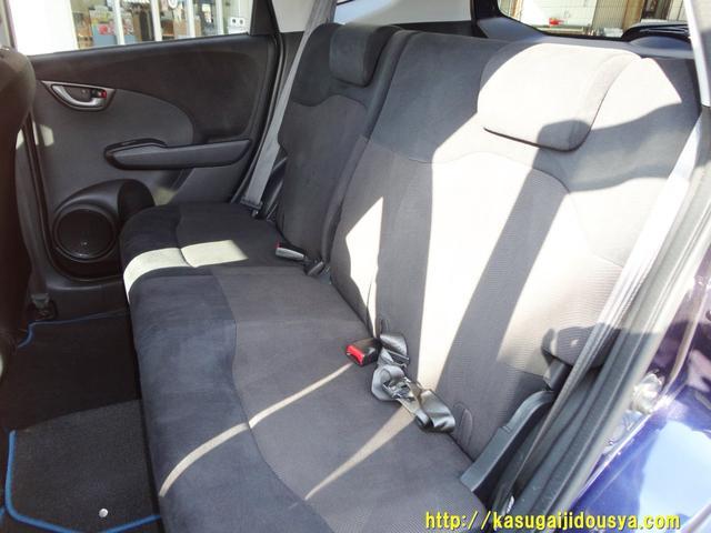 ホンダ フィット RS キーレスエントリー CD パドルシフト  整備・保証付