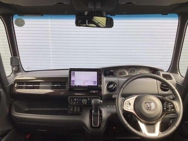 G・Lターボホンダセンシング 新車保証付 当社元レンタカー 純正8インチナビ ETC バックカメラ 両側パワースライドドア パドルシフト ドラレコ キーレス LEDヘッドライト シートヒーター クルーズコントロール(7枚目)
