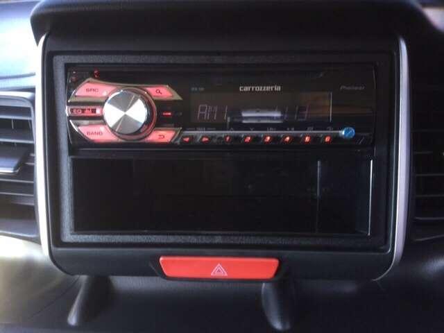 ホンダ N BOX G SSパッケージ 両側電動ドア CDチューナー