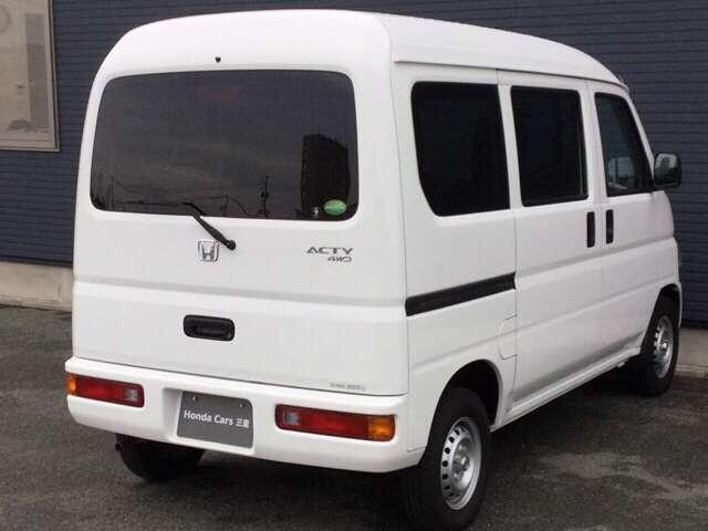 「ホンダ」「アクティバン」「軽自動車」「三重県」の中古車4