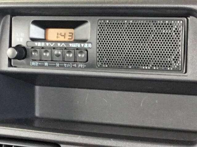 KCエアコン・パワステ FM/AMラジオ オートマチック 4WD エアコン パワステ(6枚目)