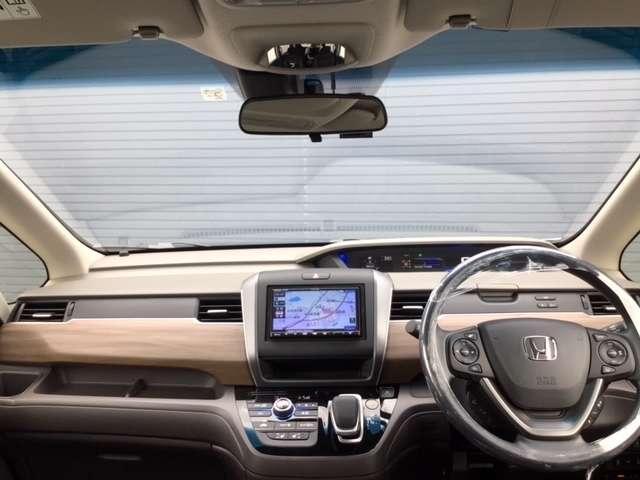 ハイブリッド・Gホンダセンシング 新車保証付 ナビ ETC バックカメラ シートヒーター HONDASENSING 禁煙車 元当社レンタカー ドライブレコーダー(8枚目)