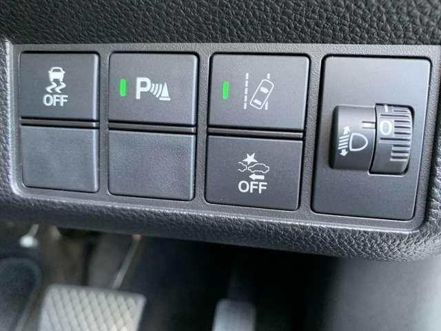Lホンダセンシング インターナビ フルセグTV Bカメラ ETC スマートキー シートヒーター LEDヘッドライト オートハイビーム アルミホイール(14枚目)