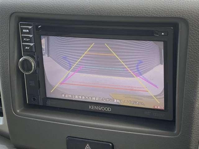 X メモリーナビ ワンセグTV ETC Bカメラ DVD再生可 片側パワースライドドア(12枚目)