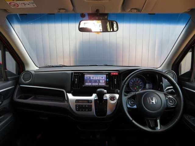視界も広く見晴らしもいいので運転がしやすいですよ!