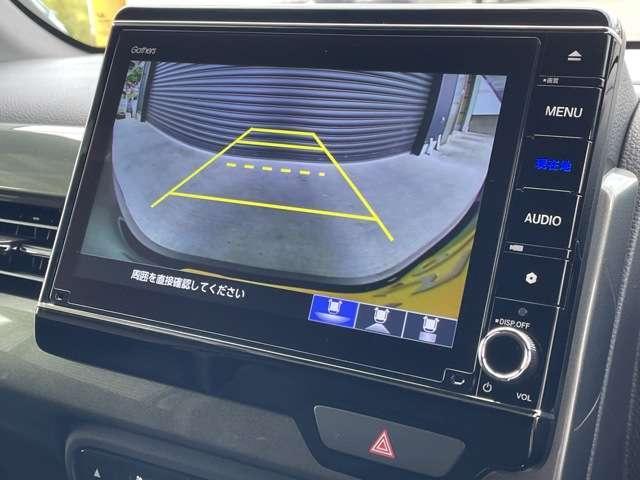 Lホンダセンシング 8インチインターナビ フルセグTV Bカメラ Bluetooth接続 DVD再生 ETC シートヒーター スマートキー LEDヘッドライト アルミホイール フォグライト 当社デモカー(8枚目)