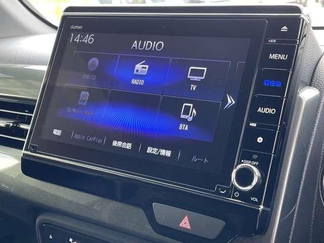 Lホンダセンシング 8インチインターナビ フルセグTV Bカメラ Bluetooth接続 DVD再生 ETC シートヒーター スマートキー LEDヘッドライト アルミホイール フォグライト 当社デモカー(9枚目)