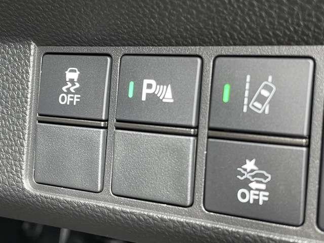 Lホンダセンシング 8インチインターナビ フルセグTV Bカメラ Bluetooth接続 DVD再生 ETC シートヒーター スマートキー LEDヘッドライト アルミホイール フォグライト 当社デモカー(14枚目)