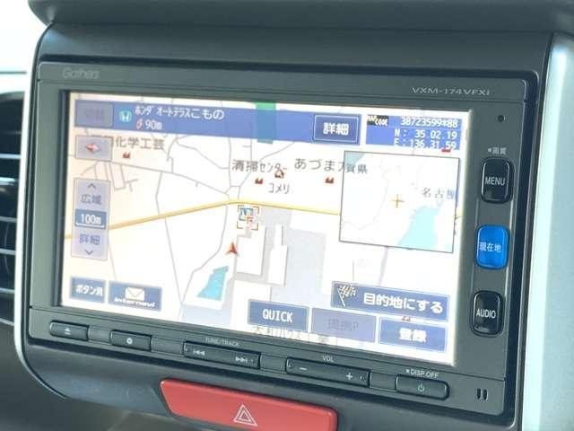 G SSパッケージ インターナビ フルセグTV Bカメラ BTA スマートキー シートヒーター 両側パワースライドドア HIDヘッドライト(7枚目)
