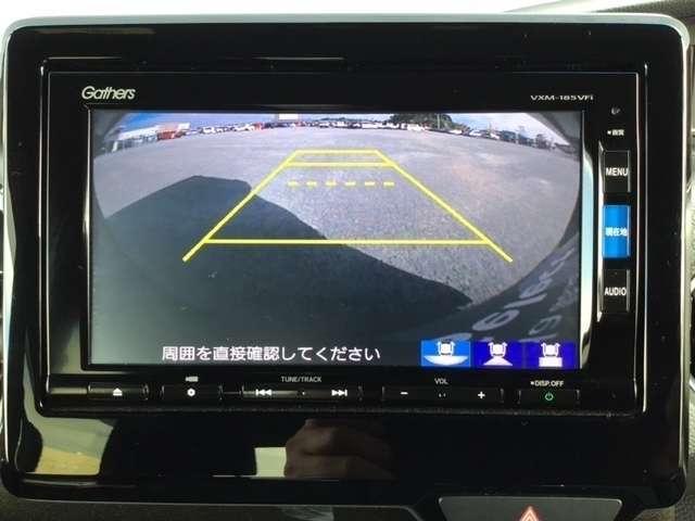 G・Lホンダセンシング 純正7インチナビ Bカメラ 両側PSD(9枚目)