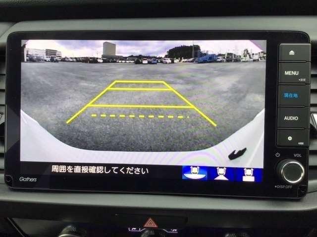 e:HEVホーム 当社デモカー HONDAコネクトfor Gathers VXU-205FTi9インチナビ HondaSENSING フルセグ ミュージックサーバー Bluetooth ETC ドライブレコーダー(9枚目)