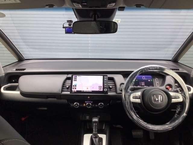 e:HEVホーム 当社デモカー HONDAコネクトfor Gathers VXU-205FTi9インチナビ HondaSENSING フルセグ ミュージックサーバー Bluetooth ETC ドライブレコーダー(10枚目)