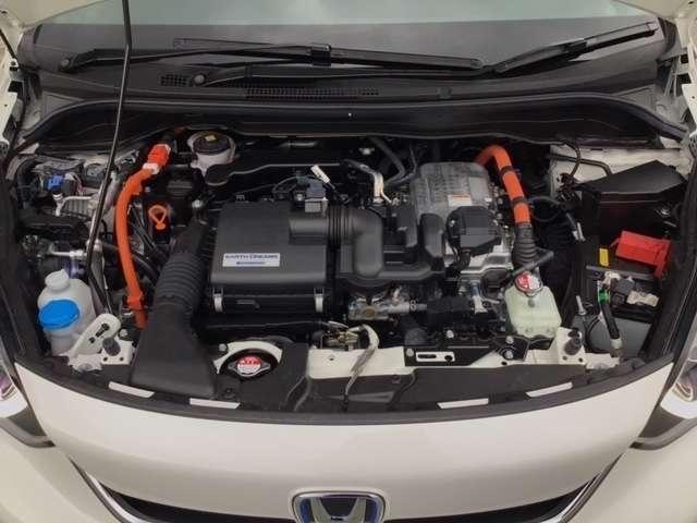 e:HEVホーム 当社デモカー HONDAコネクトfor Gathers VXU-205FTi9インチナビ HondaSENSING フルセグ ミュージックサーバー Bluetooth ETC ドライブレコーダー(17枚目)