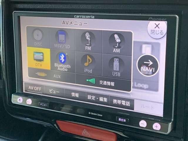 G メモリーナビ フルセグTV DVD再生 Bカメラ ETC 片側パワースライドドア アルミホイール HIDヘッドライト(8枚目)