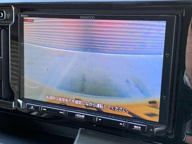 G 8インチメモリーナビ フルセグTV DVD再生 Bカメラ ETC スマートキー HIDヘッドライト アルミホイール(8枚目)