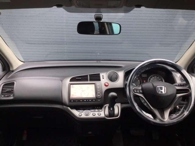 X特別仕様車 HDDナビエディション HDD純正ナビ ミュージックサーバー バックカメラ HIDヘッド(6枚目)