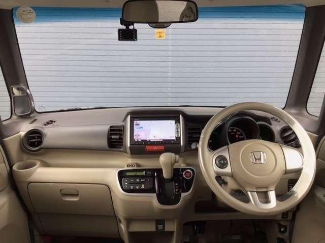 G・Lパッケージ 純正インターナビ バックカメラ ワンセグTV ETC Bluetoothオーディオ  衝突軽減ブレーキ ドライブレコーダー(6枚目)