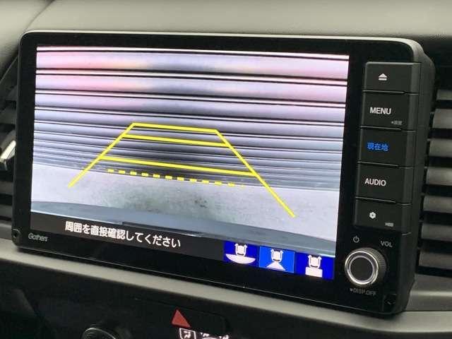 e:HEVホーム 9インチインターナビ フルセグTV Bカメラ ETC スマートキー LEDヘッドライト クリアランスソナー(9枚目)