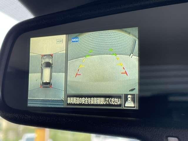 15RX Vセレクション メモリーナビ フルセグTV BTA アラウンドビューモニター ETC スマートキー HIDヘッドライト アルミホイール(8枚目)