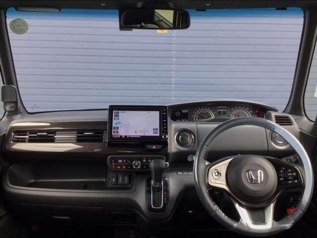 G・Lターボホンダセンシング 専用8インチ純正ナビ ドライブレコーダー 両側電動スライドドア シートヒーター パドルシフト ETC 走行無制限2年保証付き(7枚目)