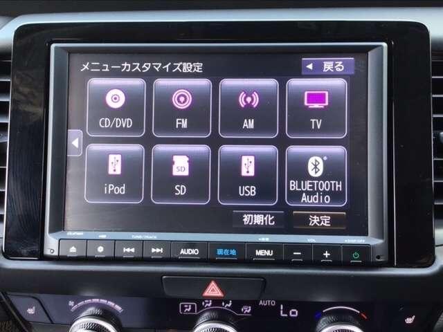 リュクス メモリーナビ DVD再生 障害物センサー バックカメラ 衝突軽減ブレーキ LEDヘッドライト(8枚目)