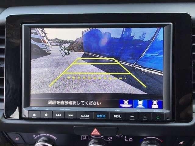 リュクス メモリーナビ DVD再生 障害物センサー バックカメラ 衝突軽減ブレーキ LEDヘッドライト(9枚目)