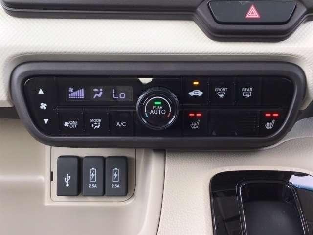 G・Lホンダセンシング インターナビ CD Bカメラ ETC ドラレコ スマートキー シートヒーター 左側パワースライドドア LEDヘッドライト レンタUP車(10枚目)