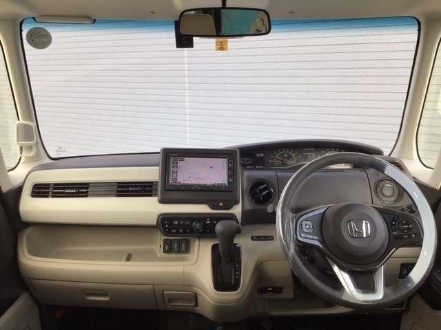 G・Lホンダセンシング インターナビ CD Bカメラ ETC ドラレコ スマートキー シートヒーター 左側パワースライドドア LEDヘッドライト レンタUP車(11枚目)