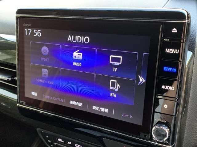 G・Lターボホンダセンシング 8インチインターナビ フルセグTV Bカメラ ETC ドラレコ スマートキー シートヒーター 両側パワースライドドア LEDヘッドライト アルミホイール フォグライト レンタUP車(9枚目)