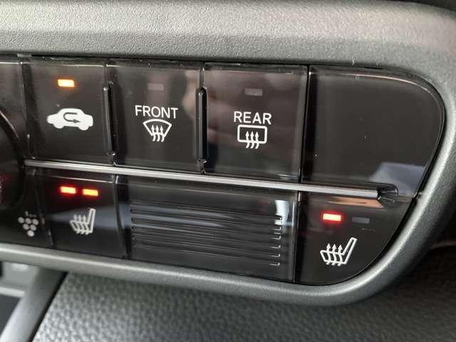 G・Lターボホンダセンシング 8インチインターナビ フルセグTV Bカメラ ETC ドラレコ スマートキー シートヒーター 両側パワースライドドア LEDヘッドライト アルミホイール フォグライト レンタUP車(16枚目)