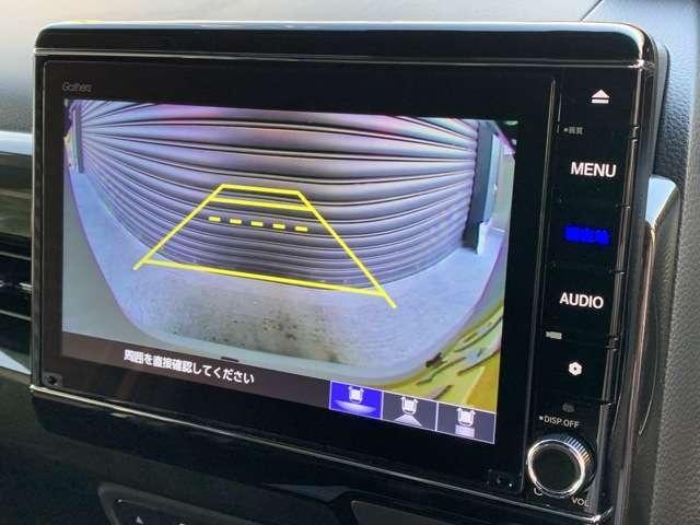 G・Lターボホンダセンシング 8インチインターナビ フルセグTV Bカメラ ETC ドラレコ スマートキー シートヒーター 両側パワースライドドア LEDヘッドライト アルミホイール フォグライト レンタUP車(8枚目)