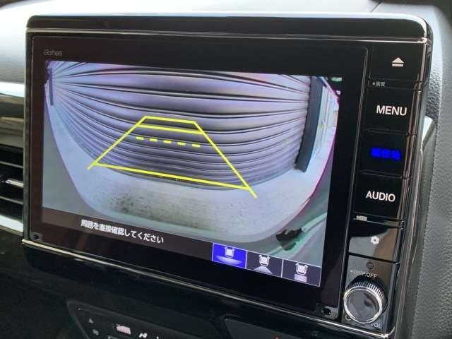G・Lターボホンダセンシング 8インチインターナビ フルセグTV Bカメラ ETC ドラレコ スマートキー シートヒーター 両側パワースライドドア LEDヘッドライト アルミホイール レンタUP車(8枚目)