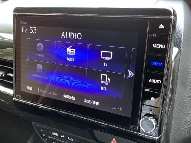 G・Lターボホンダセンシング 8インチインターナビ フルセグTV Bカメラ ETC ドラレコ スマートキー シートヒーター 両側パワースライドドア LEDヘッドライト アルミホイール レンタUP車(9枚目)