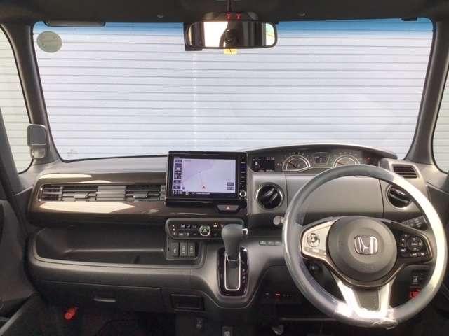 G・Lホンダセンシング 当社元試乗車 禁煙車 Honda純正8インチナビ ドラレコ ETC シートヒーター 衝突軽減ブレーキ 路外逸脱抑制機能 走行無制限2年保証付き(6枚目)