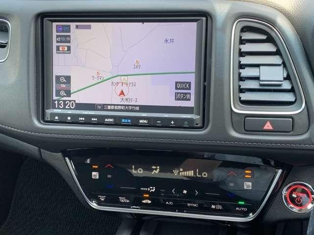 ハイブリッドZ・ホンダセンシング 8インチインターナビ フルセグTV DVD再生可 Bカメラ ドラレコ ETC スマートキー シートヒーター LEDヘッドライト アルミホイール レンタUP車(7枚目)