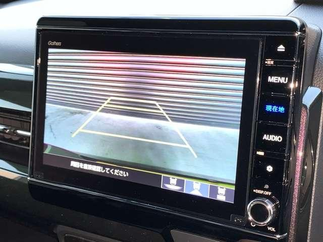 G・Lターボホンダセンシング 8インチインターナビ フルセグTV DVD再生可 BTA ドラレコ ETC スマートキー シートヒーター 両側パワースライドドア LEDヘッドライト アルミホイール 当社デモカー(8枚目)