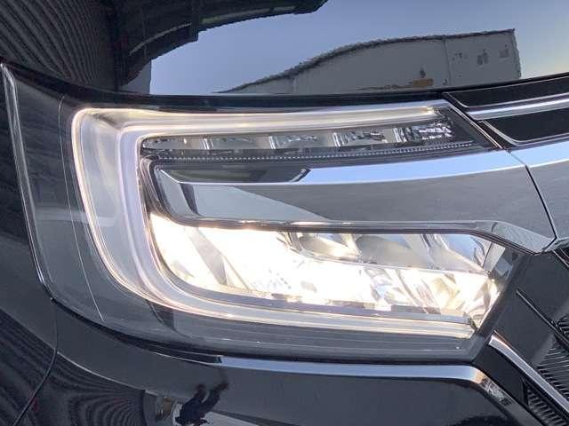 G・Lターボホンダセンシング 8インチインターナビ フルセグTV DVD再生可 BTA ドラレコ ETC スマートキー シートヒーター 両側パワースライドドア LEDヘッドライト アルミホイール 当社デモカー(18枚目)