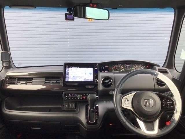 G・Lターボホンダセンシング Honda純正8インチナビ Bluetooth フルセグ ドラレコ ETC 両側電動スライドドア 走行無制限2年保証付き(6枚目)