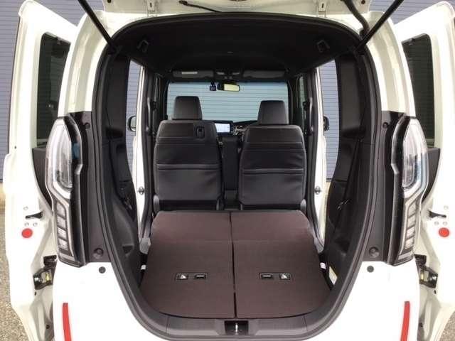 G・Lターボホンダセンシング Honda純正8インチナビ Bluetooth フルセグ ドラレコ ETC 両側電動スライドドア 走行無制限2年保証付き(18枚目)