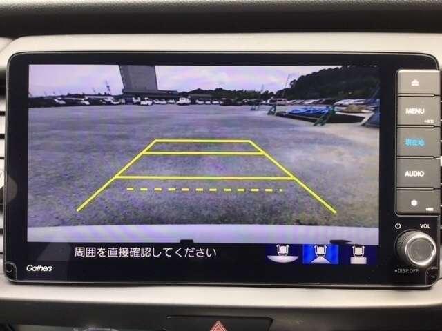 ホーム 当社管理のレンタカーを商品化 ホンダ純正9インチインターナビ 地図更新付き Bluetooth対応 ユピテルフロントドラレコ装着 ETC(9枚目)