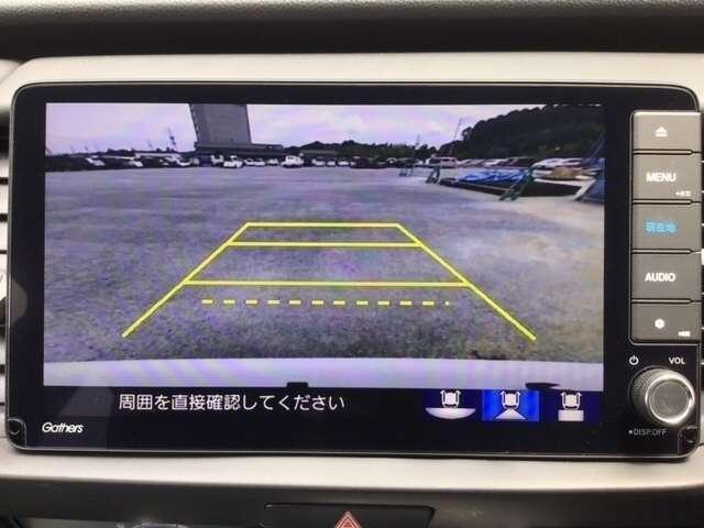 ホーム 純正9インチインターナビ 障害物センサー DVD再生 バックカメラ ドラレコ オートハイライト ETC(9枚目)