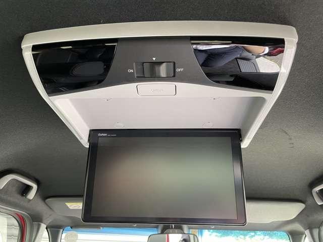 G・Lターボホンダセンシング 8インチインターナビ DVD再生可 フルセグTV Bカメラ ETC フリップダウンモニター スマートキー 両側パワースライドドア LEDヘッドライト フォグライト アルミホイール(13枚目)