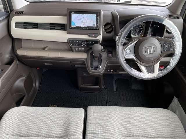 Lホンダセンシング インターナビ Bカメラ Bluetooth接続可 ETC ドラレコ スマートキー シートヒーター クリアランスソナー レンタUP車(13枚目)